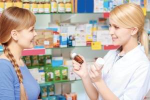 большой выбор препаратов от молочницы