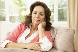 женщина после 40-а лет с раком шейки матки