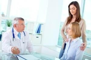 пациент путает симптомы эндометриоза и миомы