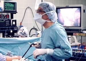 диагностирование эндометриоза лапароскопией