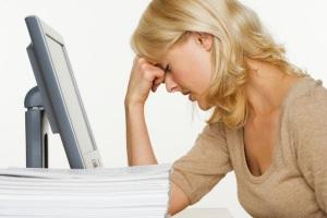 стресс и переутомления