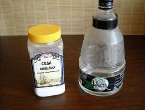 пищевая сода при лечении кандидоза