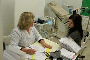 выявление симптомов эндометриоза у гинеколога