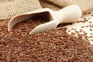 льняное семя - народное средство