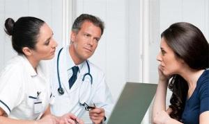 общение с гинекологом после операции