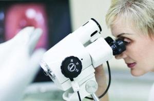 радиоволновое удаление эктопии