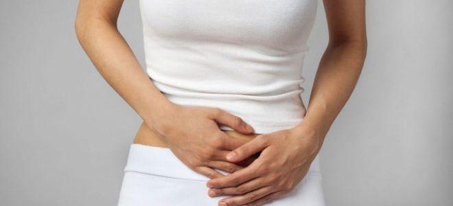 Может ли при молочнице болеть низ живота