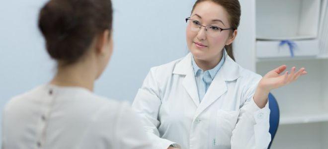 Полип на шейке матки: причины, симптомы и лечение