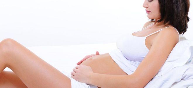 Лечение молочницы во втором триместре беременности
