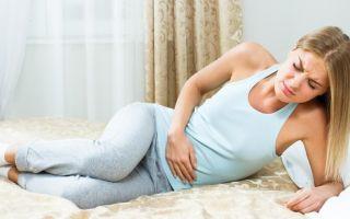 Болит яичник перед месячными